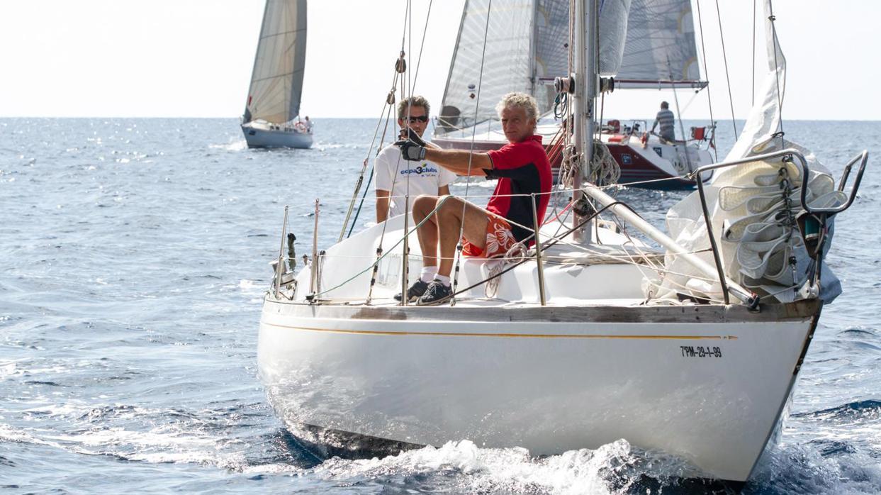 El Club Náutico de Portocolom acoge el campeonato balear de cruceros RI