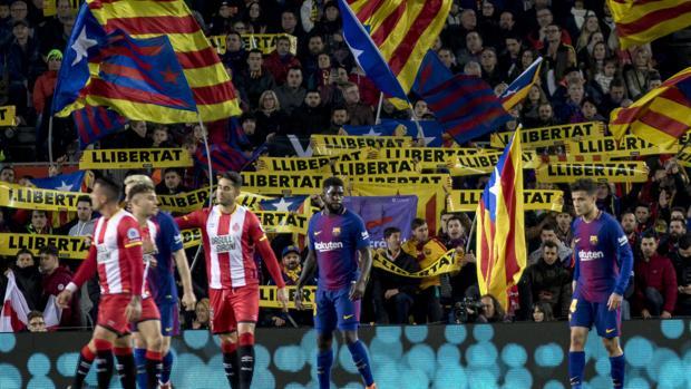 Barça y Girona presionan para jugar en Miami