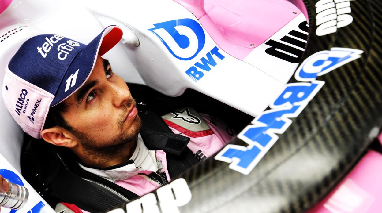 Checo Pérez seguirá un año más en Force India