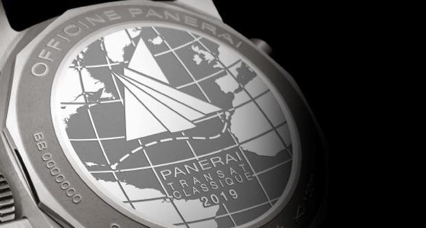 Panerai rinde homenaje a la regata de vela clásica más extrema del mundo