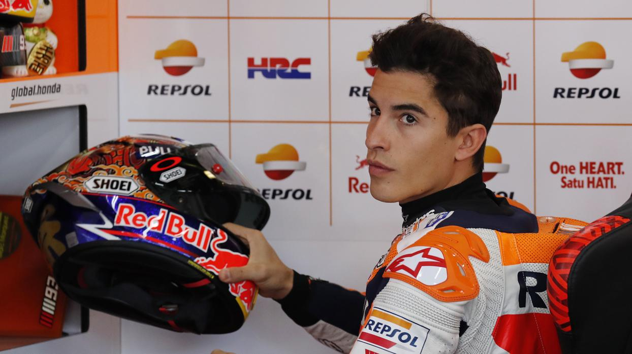 El quinto título de Márquez, en números