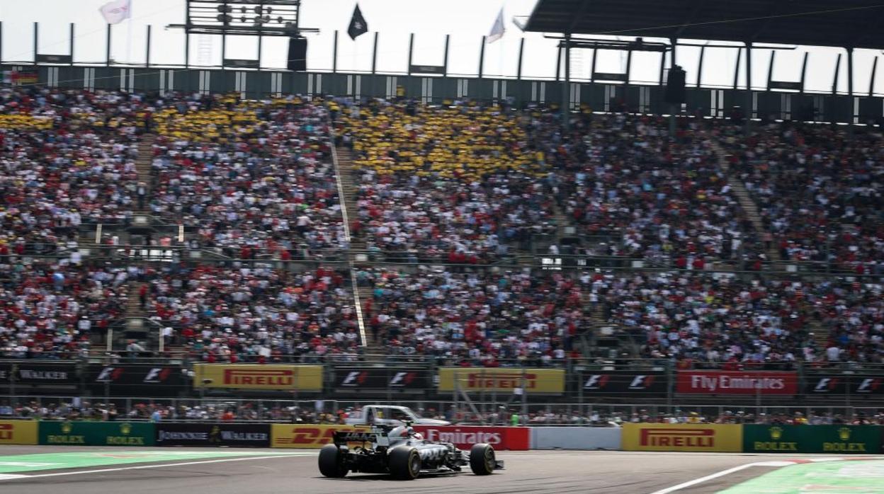 Horario y dónde ver el GP de México
