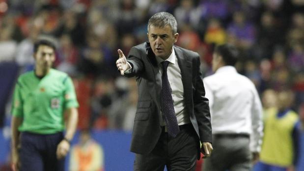 Lucas Alcaraz, nuevo entrenador del Real Zaragoza