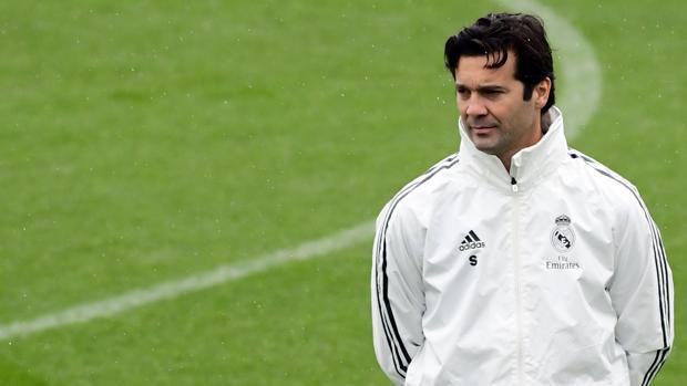 Real Madrid  Santiago Solari 410b50d2e3e60