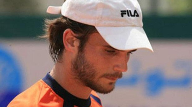 El tenista Marc Fornell