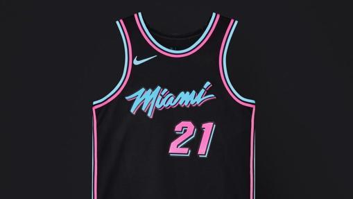 658f74538 NBA: Locura por las ediciones 'City' de las camisetas diseñadas por los  equipos