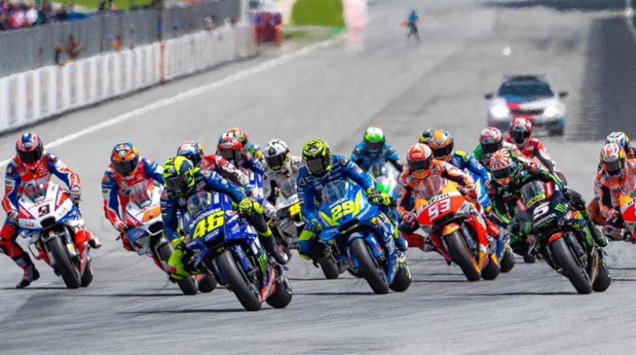 DAZN arrebata a Movistar el Mundial de MotoGP