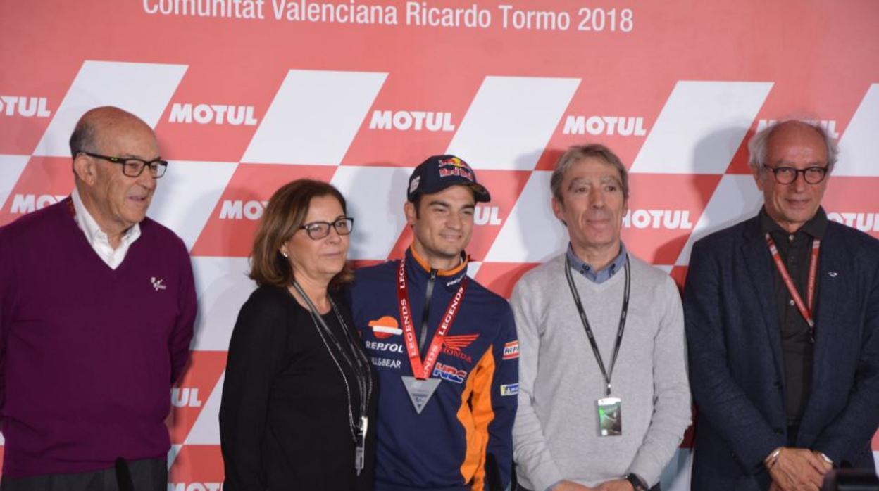 Emotivo adiós de Dani Pedrosa a MotoGP
