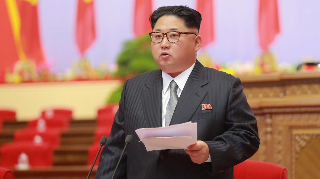 El «diablo rojo» de Corea del Norte