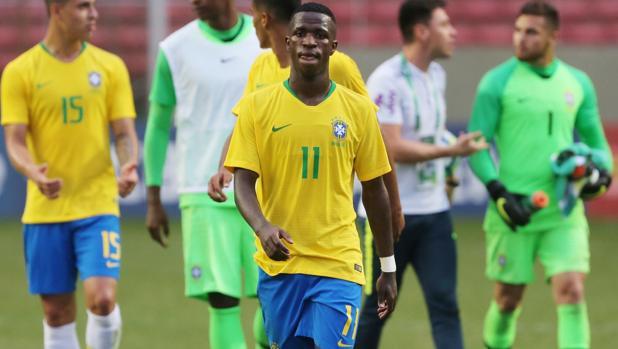 Se confirma el veto del Real Madrid a Vinicius para el Sudamericano