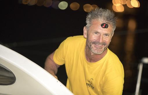 Sidney Gavignet ahora planea retirarse de las regatas profesionales para concentrarse en su carrera como coach empresarial.