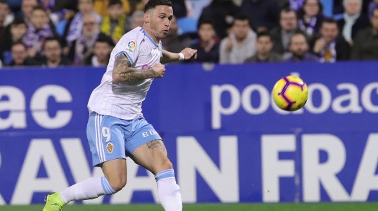 Real Zaragoza - Málaga en directo