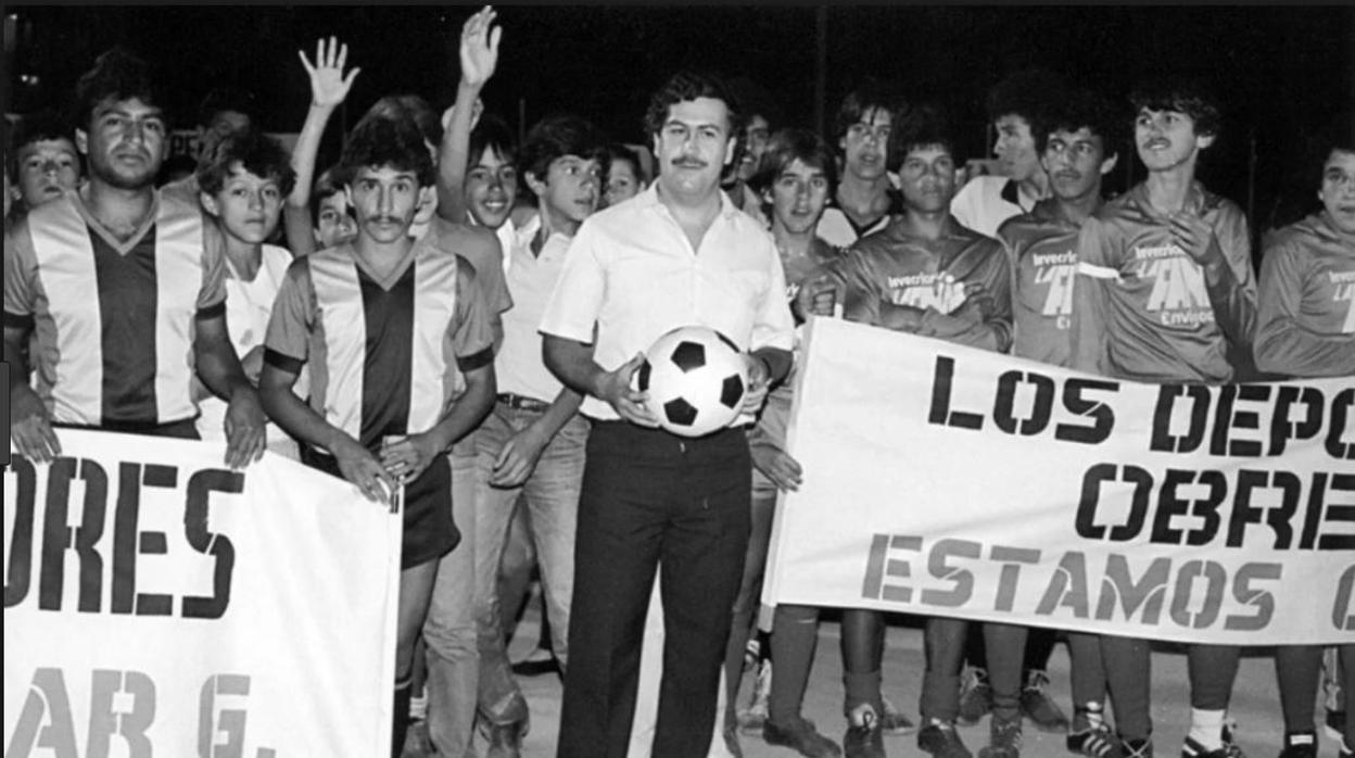25 años de la muerte de Pablo Escobar, el patrón del narco