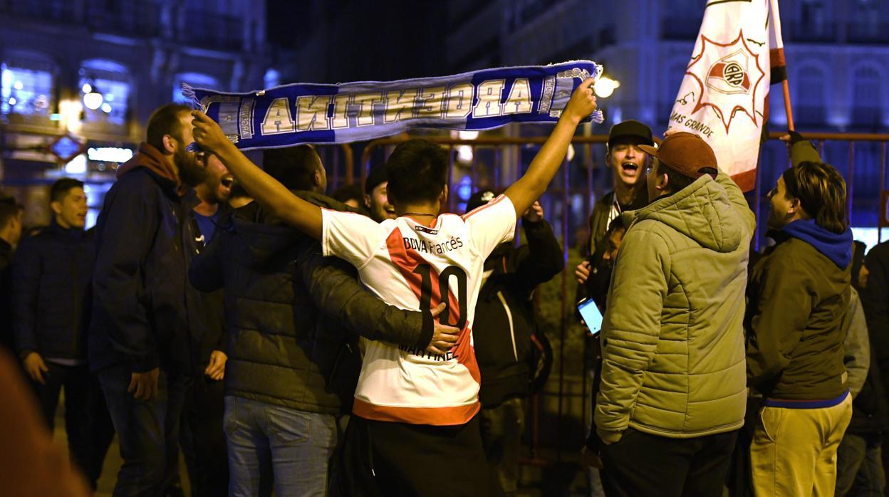 647c9f9224 Así ha sido la celebración de River Plate en Madrid