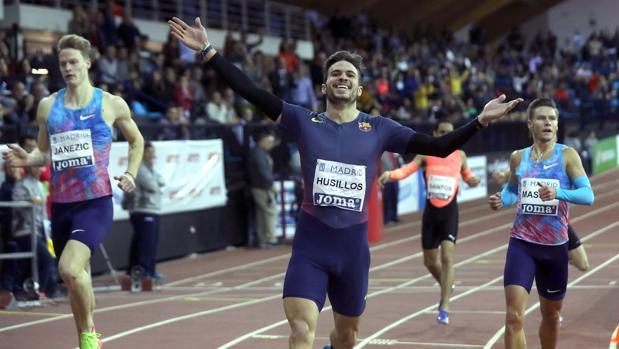 Óscar Husillos