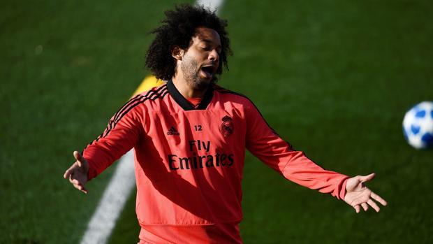 ¿Qué le pasa a Marcelo?