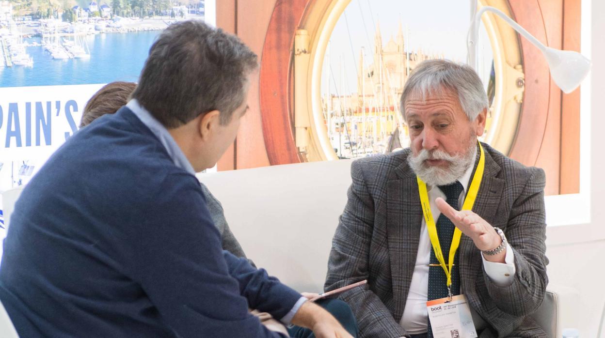 Los puertos deportivos de la Comunidad Valenciana participan en la feria náutica de Düsseldorf 2019