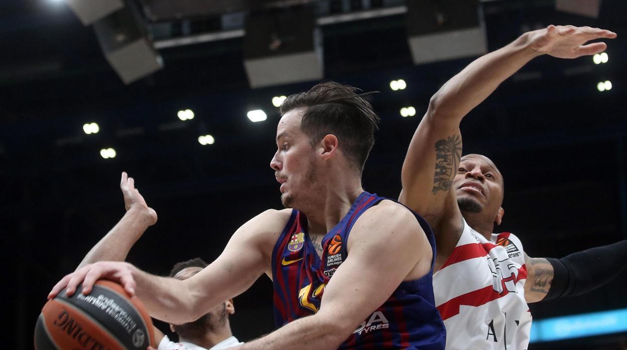 El Barça busca su quinto triunfo seguido ante Panathinaikos