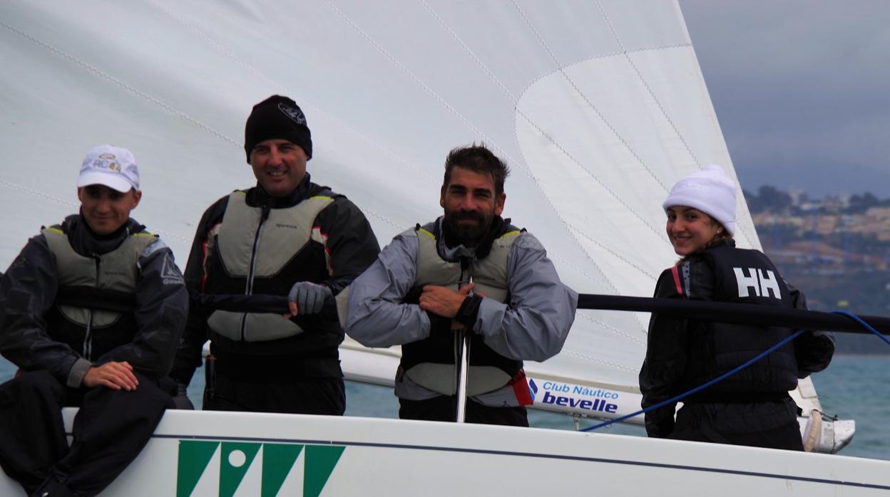 Primera cita del nuevo año para el Circuito de J80 Marina de Sotogrande