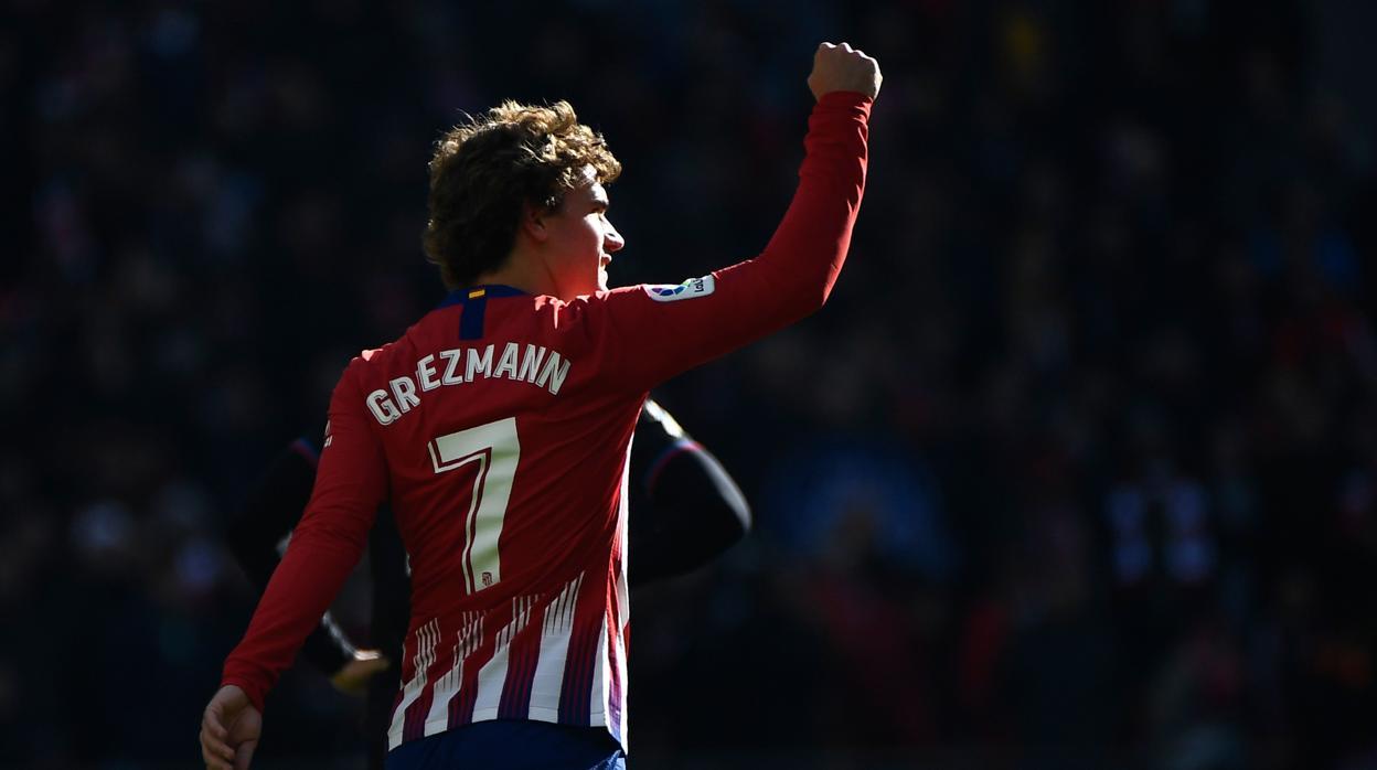 LaLiga (J19): Resumen y gol del Atlético de Madrid 1-0 Levante