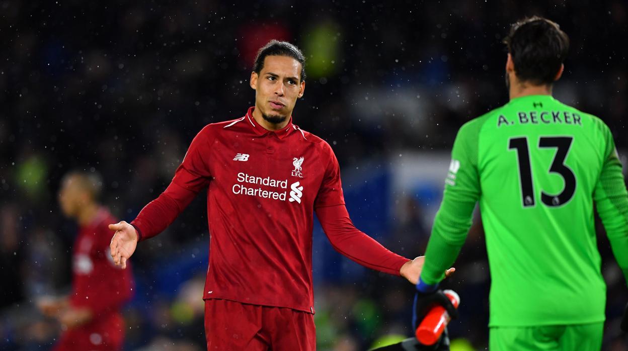 Un muro infinito para el Liverpool