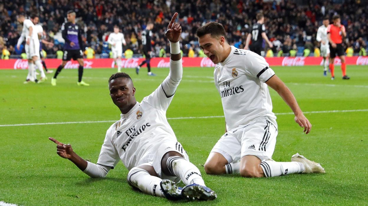 La «cara B» del Real Madrid, sin tanta presión, funciona mejor