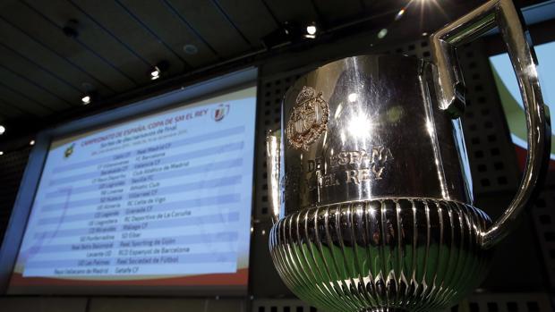 Copa del Rey: Horario y dónde ver el sorteo de cuartos de final de ...