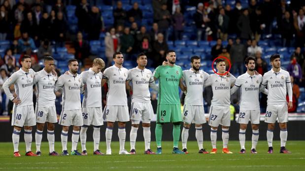 Tejero, titular en el Madrid-Cultural de Copa en 2016