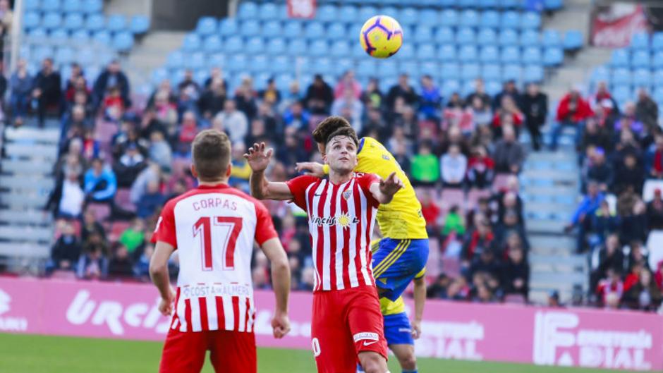 LaLiga 123 (J22): Resumen del UD Almería 0-0 Cádiz CF