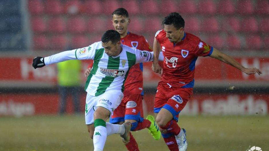 LaLiga 123 (J22): Resumen y goles del Numancia 3-2 Córdoba