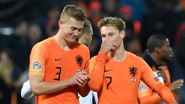 De Jong y Rabiot plantan al Barça