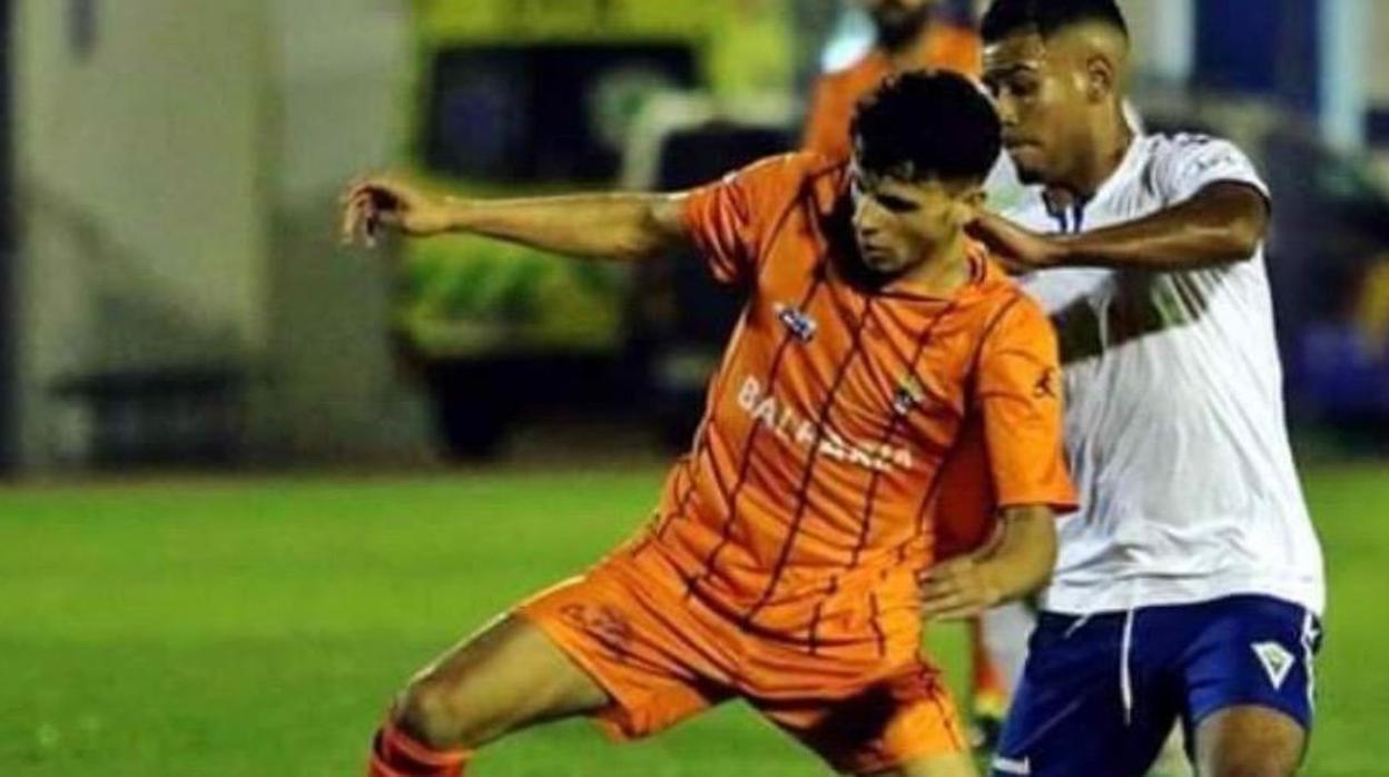 Hamza Maruja, jugador de la AD Ceuta, en estado crítico tras ser apuñalado