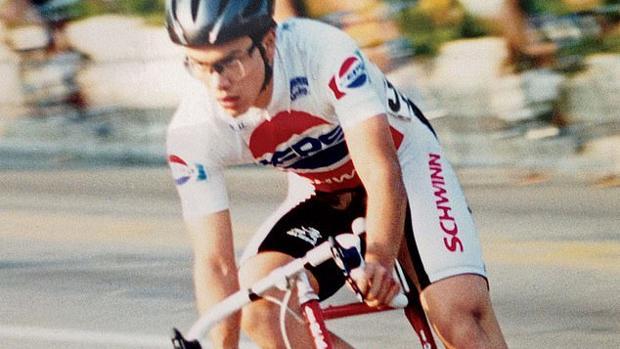 Tom Justice practicaba ciclismo en pista y aspiraba al oro olímpico