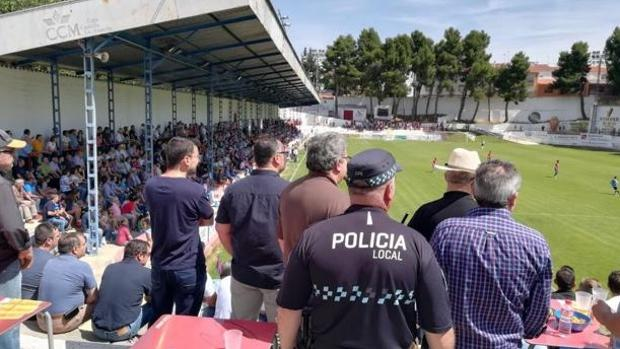 Estadio Nuestra Señora de la Caridad, la casa del CP Villarrobledo