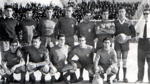 Cuando el Villarrobledo jugó en Segunda, un estreno de película