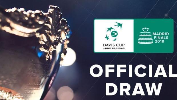 Sigue en vídeo el sorteo de Copa Davis