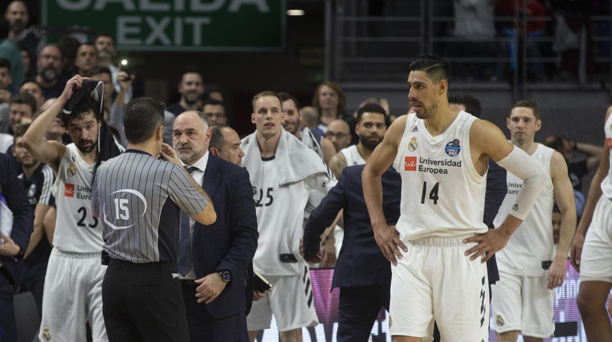 La ACB asume «fallos graves» en el final del clásico