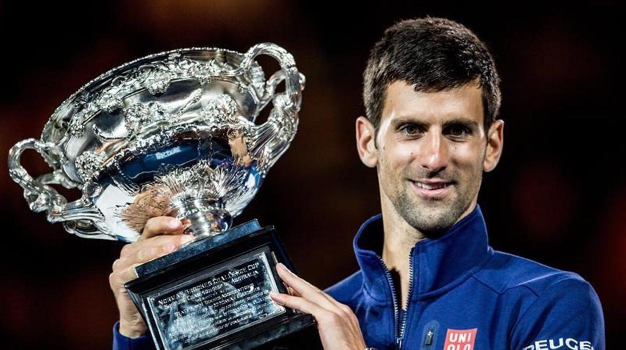 Djokovic triunfa en una gala en la que España se va de vacío