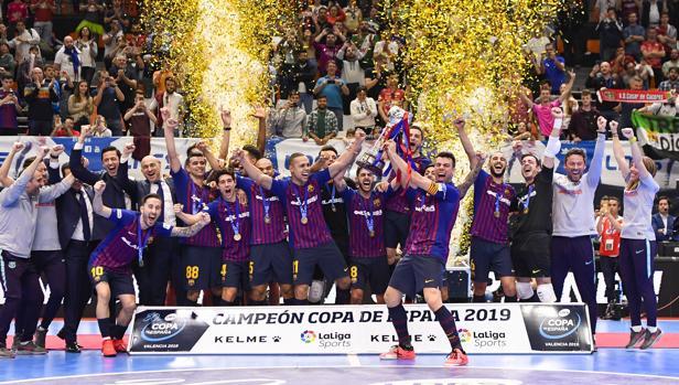 Ecos de una Copa de España peculiar