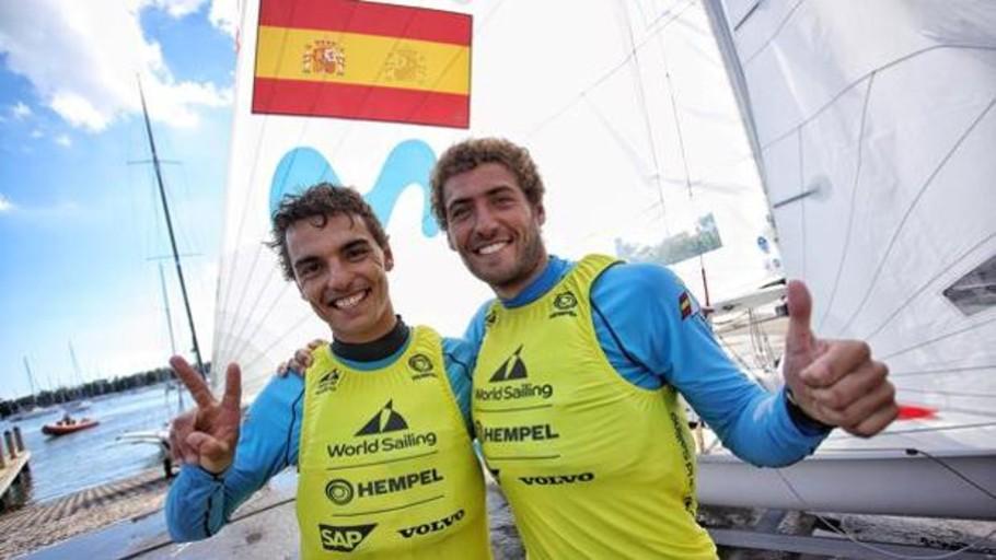 Xammar/Rodríguez y Mas/Cantero, nuevos campeones de España de 470