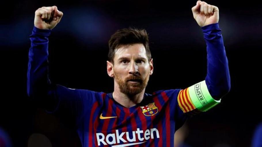 Messi: «Lo de Cristiano y la Juventus fue impresionante»