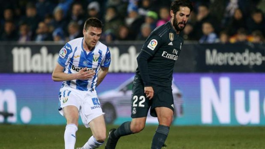 El Real Madrid visitará Butarque el lunes 15 de abril a las 21 horas