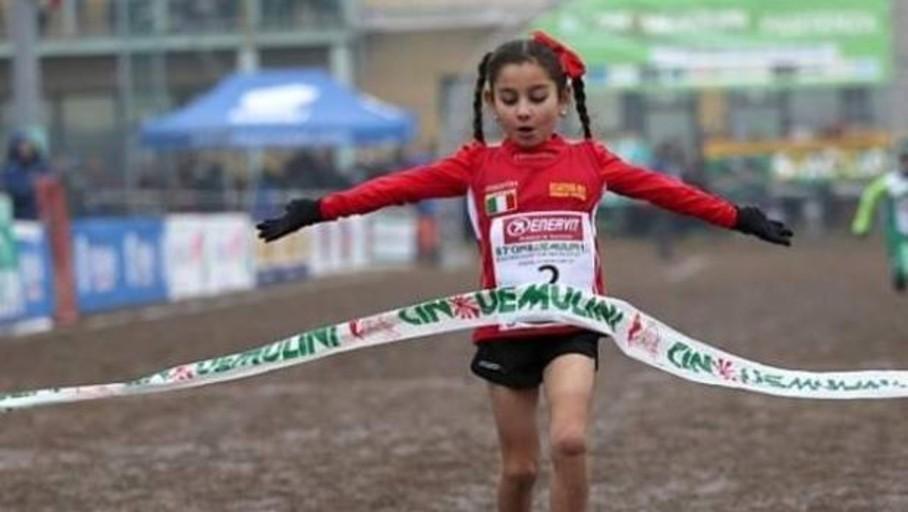 El increíble y polémico récord de esta niña de seis años