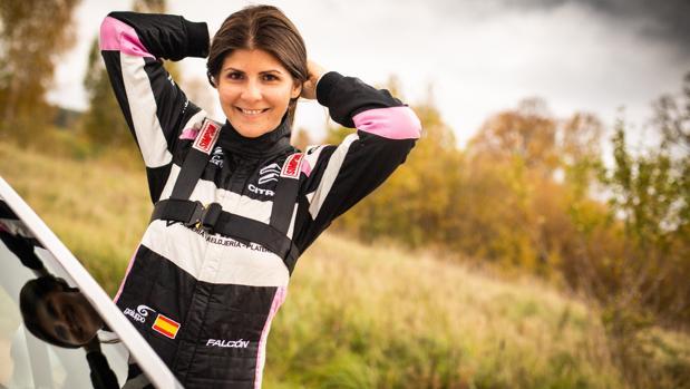 Emma Falcón: «Que ganen más chicos en los rallys es una cuestión numérica»