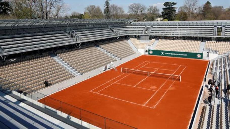 Roland Garros inaugura su nueva pista, la Simone Mathieu
