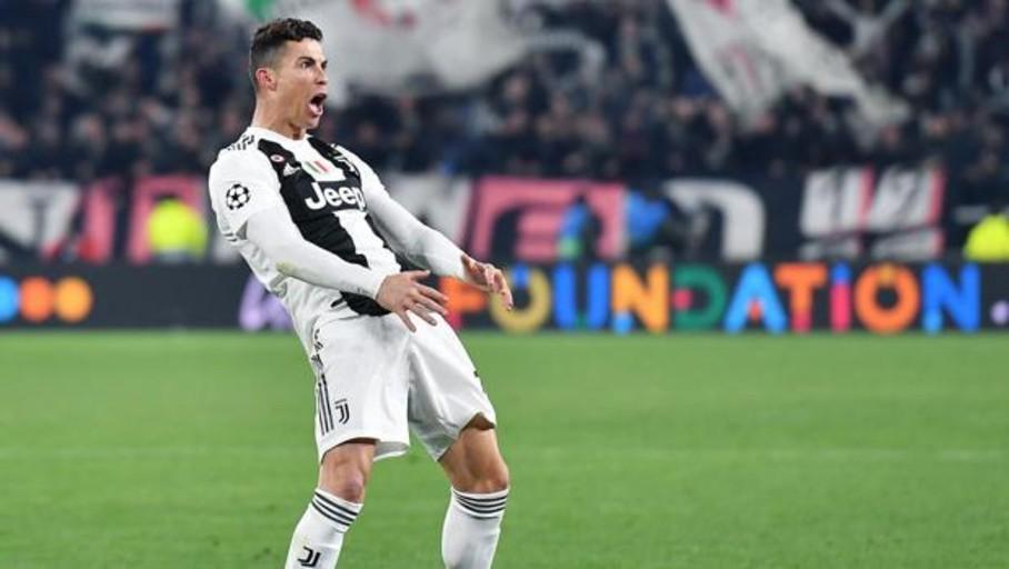 La UEFA sanciona a Cristiano Ronaldo por su gesto ante el Atlético