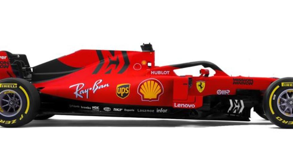 El patrocinador invisible de Ferrari