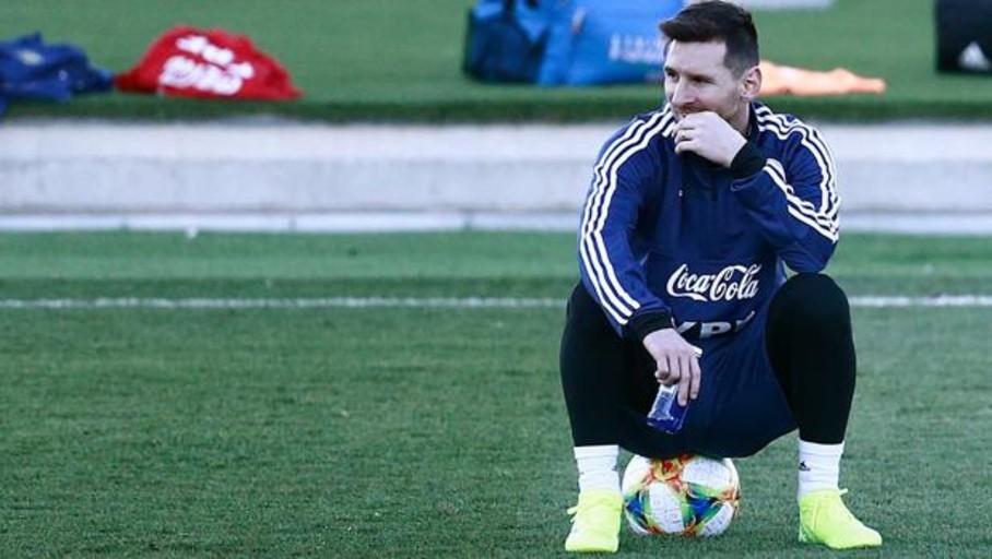 El emotivo vídeo del regreso de Messi con Argentina