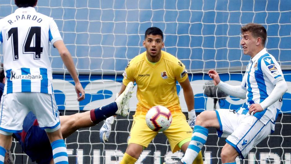 LaLiga Santander (J32): Resumen y goles de la Real Sociedad 1-1 Eibar