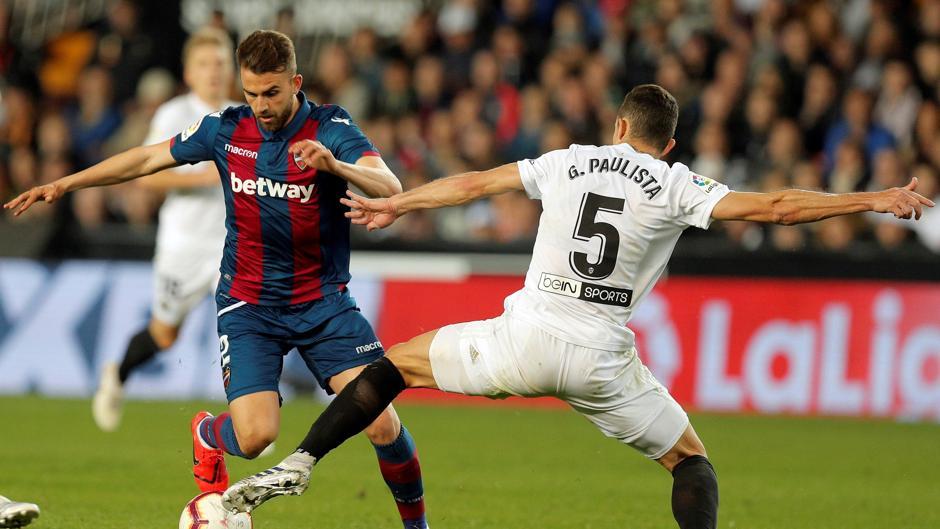 LaLiga Santander (J32): Resumen y goles del Valencia CF 3-1 Levante UD